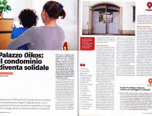 Palazzo Oikos: il condominio diventa solidale