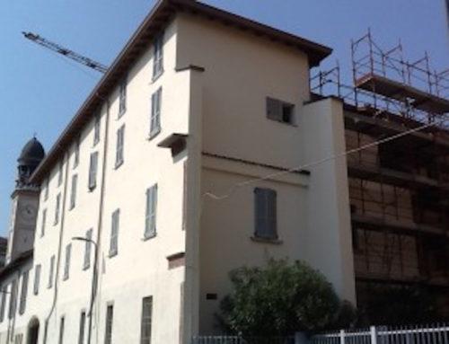 Daikin Italy sostiene la palazzina solidale Oikos